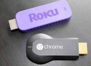 Roku vs Chromecast